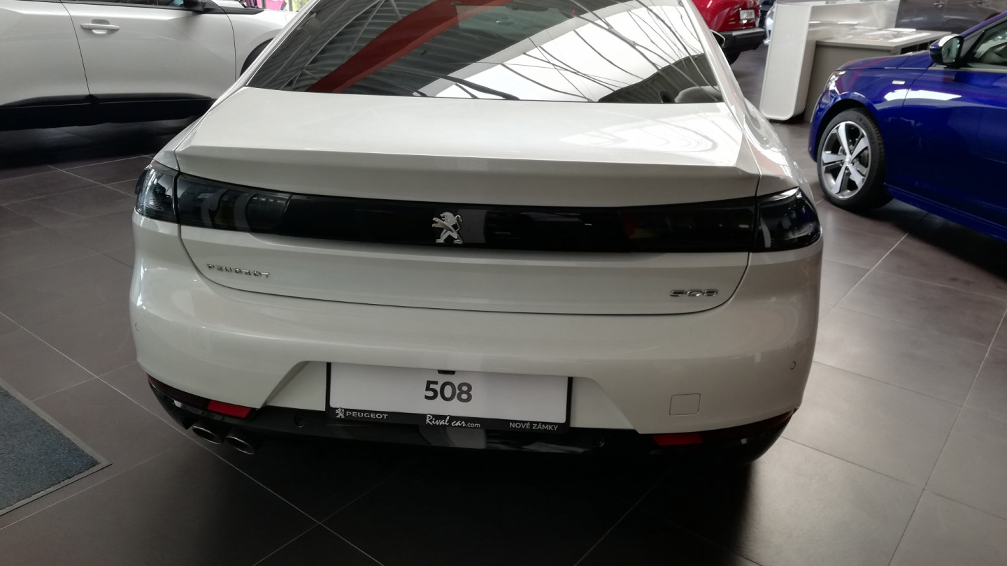 Peugeot 508 ALLURE 2.0 BlueHDi 160k EAT8